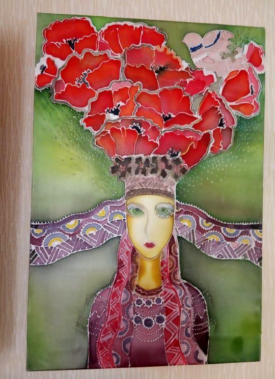 В николаевской «Етносвітлиці» открылась персональная выставка художницы Екатерины Баранюк (ФОТО) 23