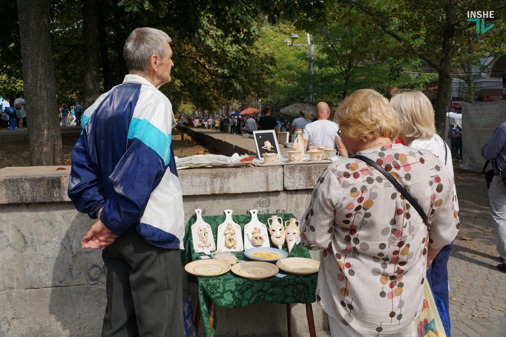 232-й день рождения Николаева: поздравление молодоженов, выставка-ярмарка и очень мало празднующих (ФОТО, ВИДЕО) 23