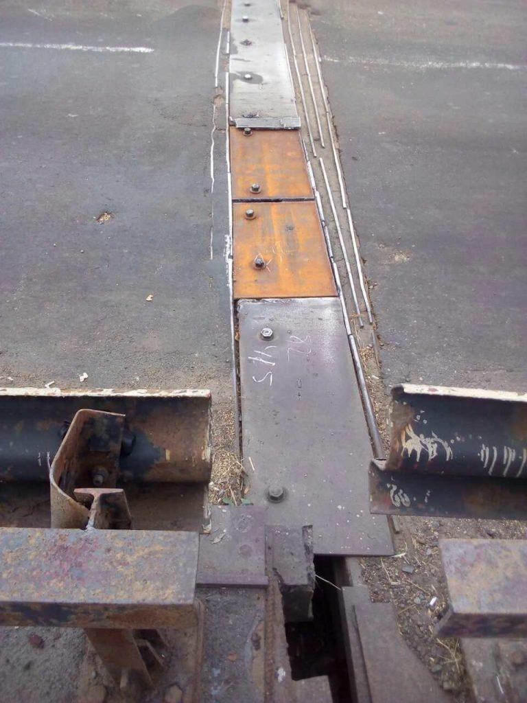 В Николаеве экстренно ремонтировали деформационный шов разводной части Варваровского моста (ФОТО) 23