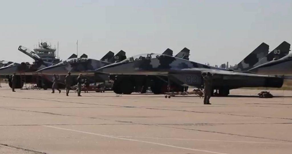 На Николаевщине авиаторы провели практические пуски авиационных управляемых ракет класса «воздух-воздух» (ФОТО) 31