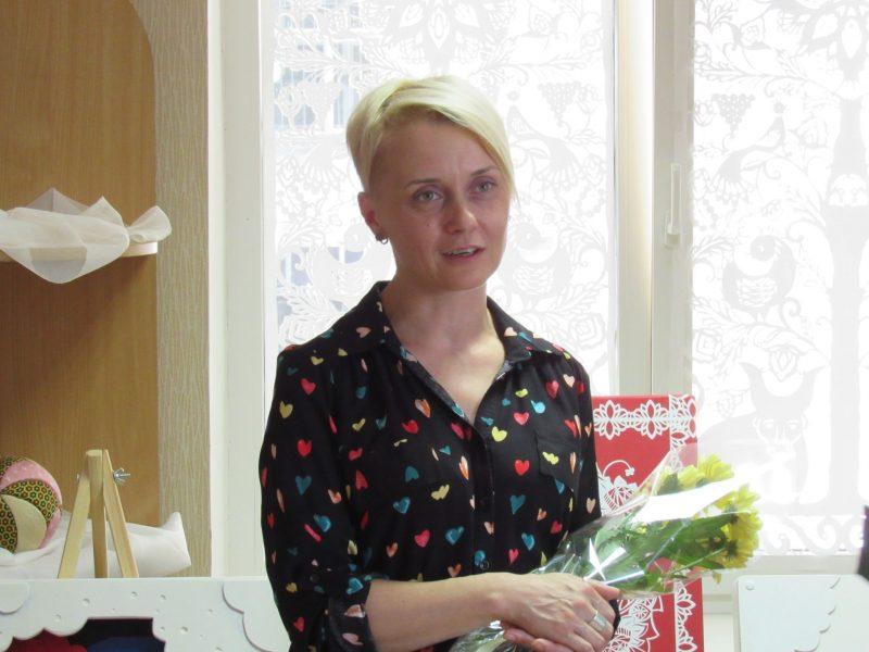 В николаевской «Етносвітлиці» открылась персональная выставка художницы Екатерины Баранюк (ФОТО)