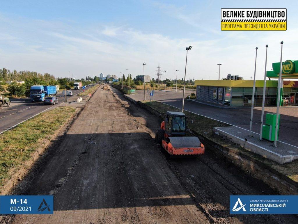 Начался ремонт подъездных дорог к Николаеву. Закончится не скоро (ФОТО) 13