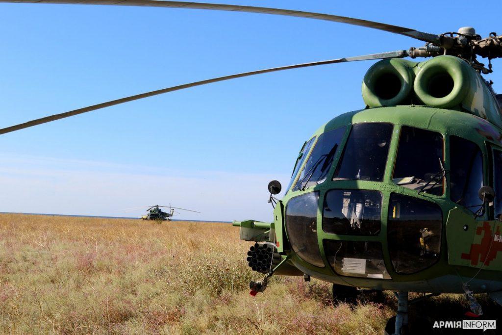 Николаевские морские авиаторы нанесли огневой удар в акватории Черного моря (ФОТО, ВИДЕО) 3