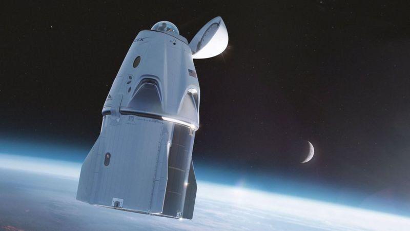 В космос полетели любители - Dragon с туристами уже на орбите (ФОТО, ВИДЕО) 3