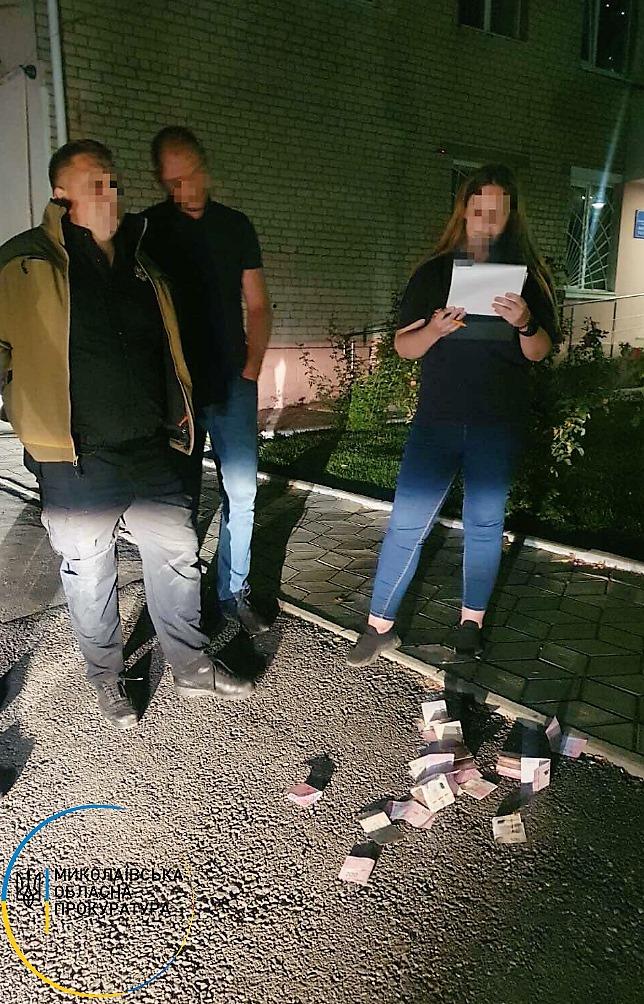 На Николаевщине задержали замначальника Баштанского райотдела полиции - требовал 12 тыс.грн. взятки от подчиненных (ФОТО) 3
