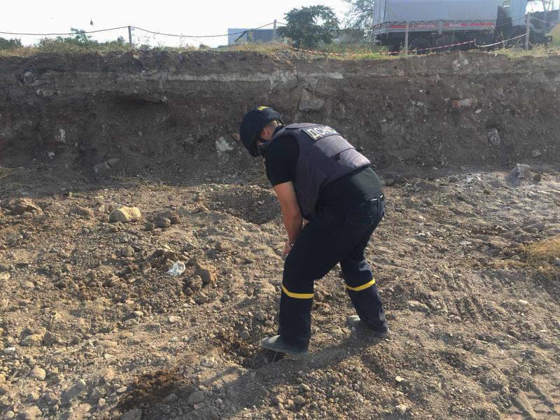 В Николаеве нашли мину, а в реке у Ковалевки - артснаряд (ФОТО) 3