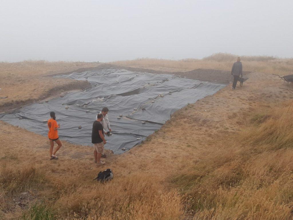 Что нашла международная археологическая экспедиция в Ольвии на Николаевщине в этом году (ФОТО) 3