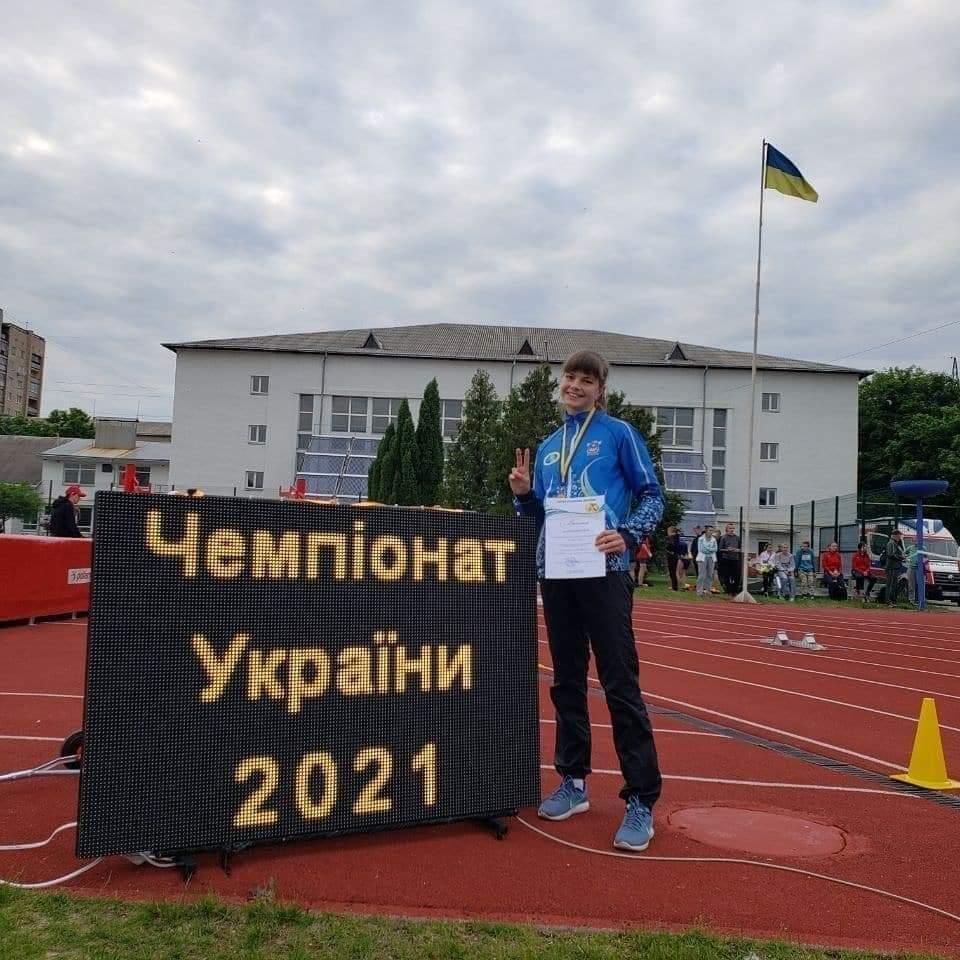 Николаевская СДЮСШОР по легкой атлетике стала лучшей среди спортшкол на чемпионате Украины (ФОТО) 3