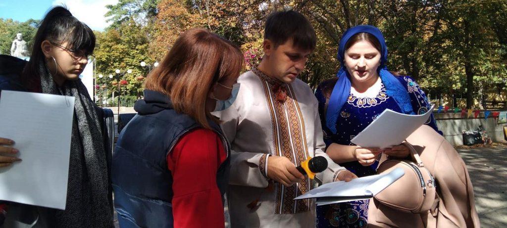 В Николаеве стартовал 26-й Всеукраинский фестиваль национальных культур «Дружба» (ФОТО) 3