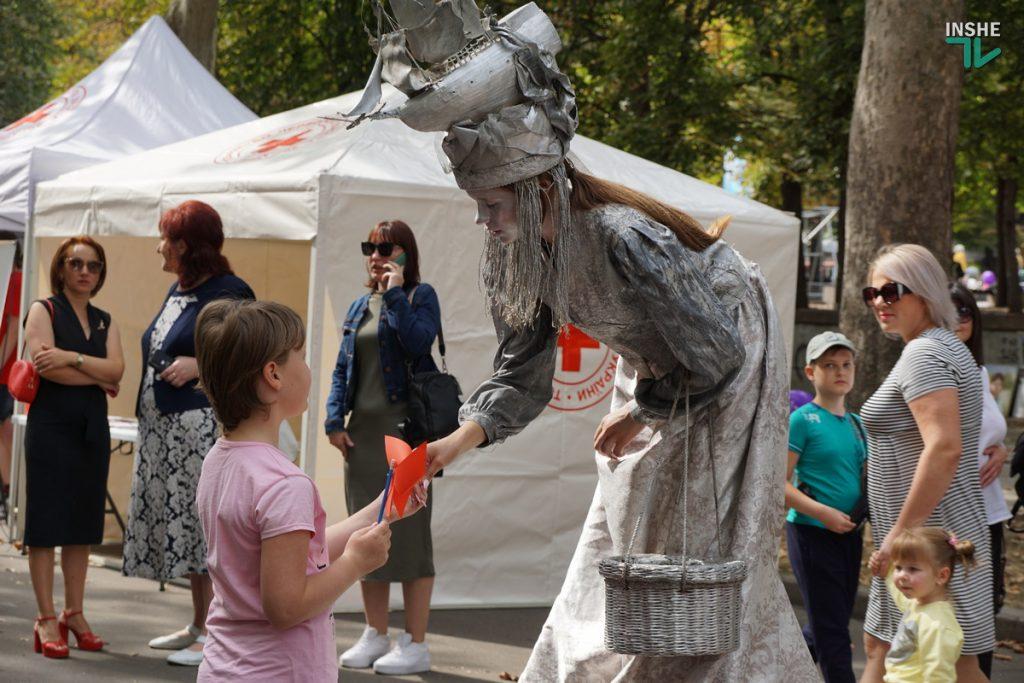 232-й день рождения Николаева: поздравление молодоженов, выставка-ярмарка и очень мало празднующих (ФОТО, ВИДЕО) 41
