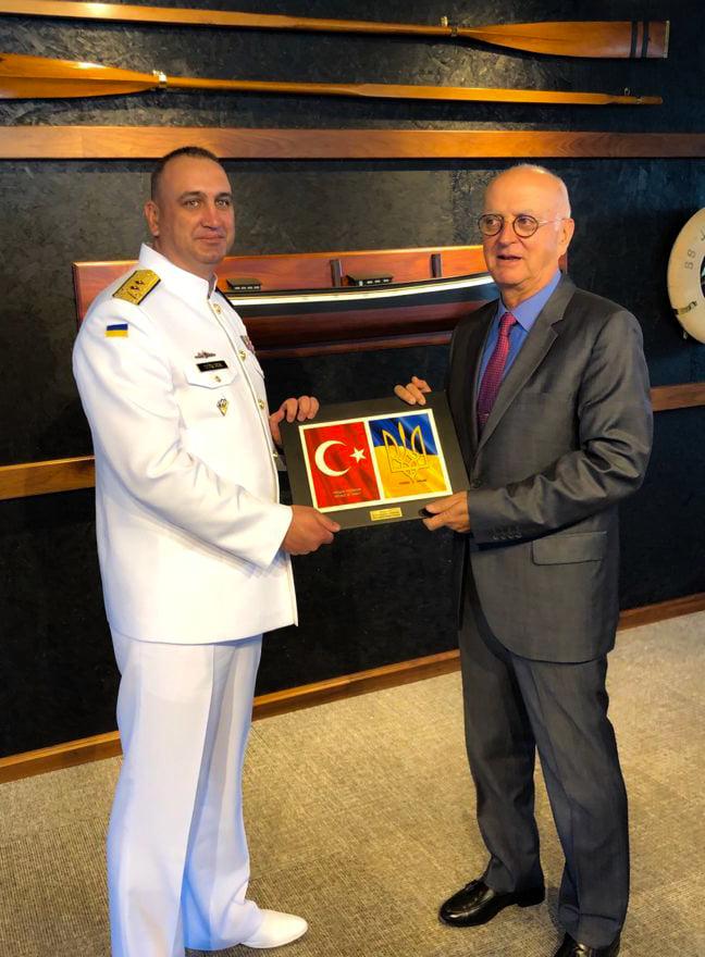 В Турции заложили корвет для ВСУ (ФОТО) 11