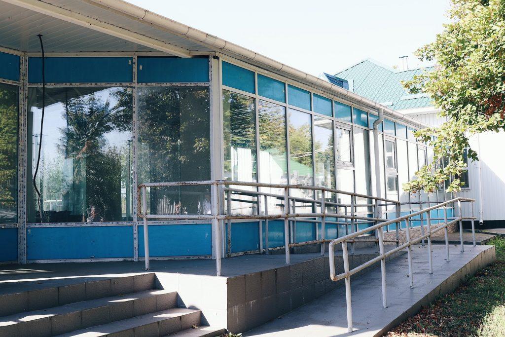 Добудова хоспісу, шкільні їдальні та системи очистки води - Ганна Замазєєва відвідала Баштанський район (ФОТО) 3