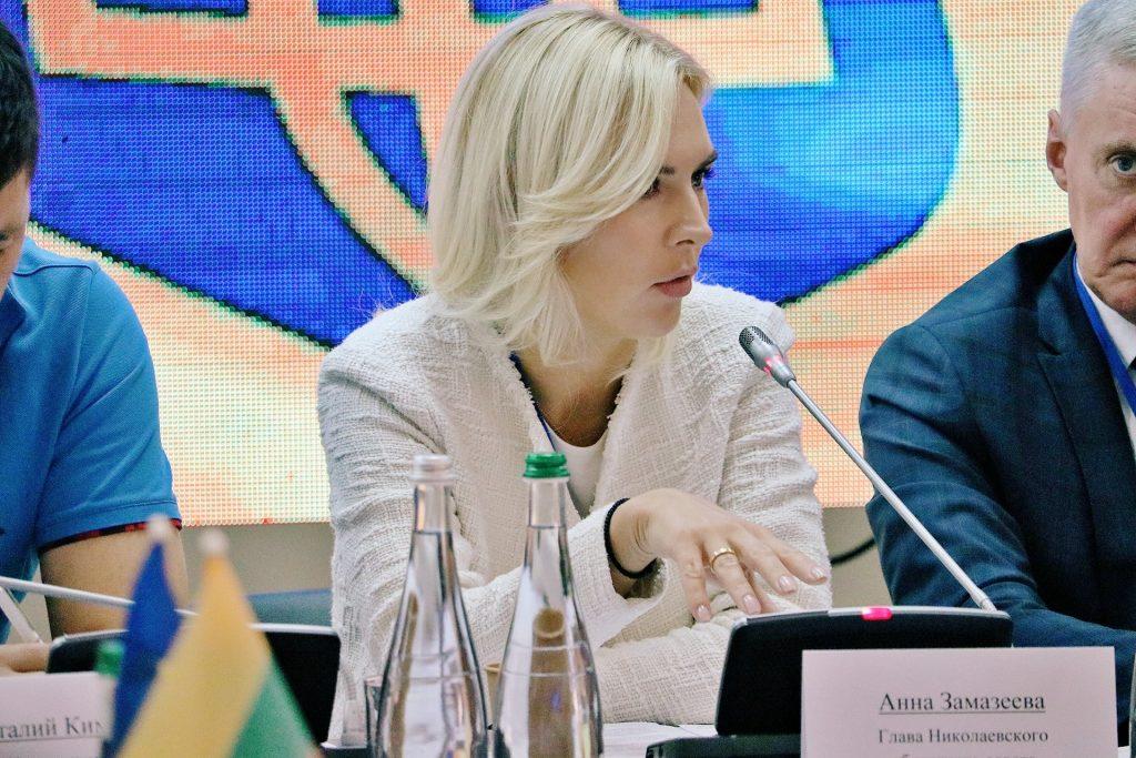 """Ганна Замазєєва: """"Поіоритетне завдання будівництва відстійника увійшло у стадію реалізації"""" (ФОТО) 1"""