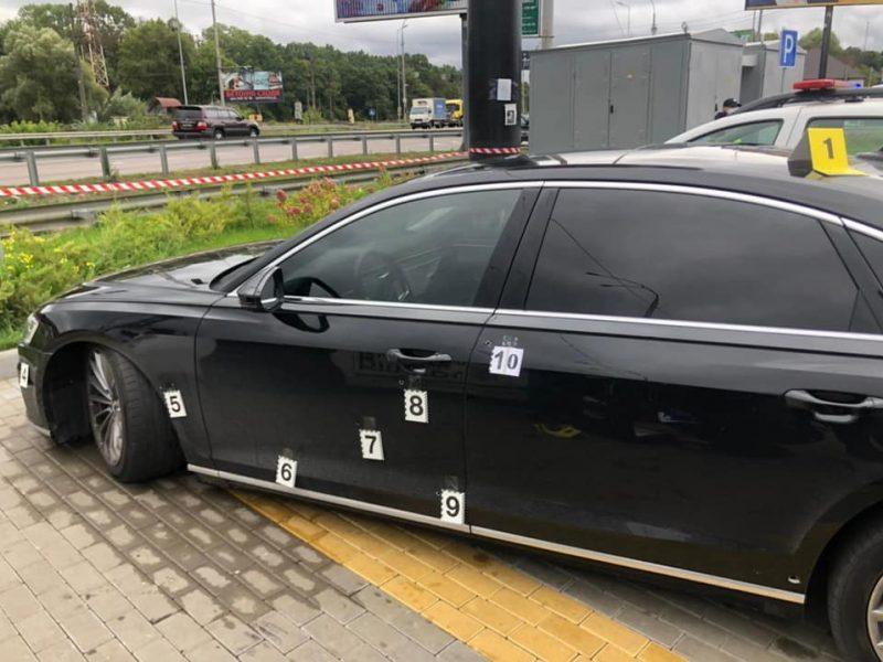 В полиции сказали, что машина Шефира после обстрела проехала 5 км, и назвали версии преступления