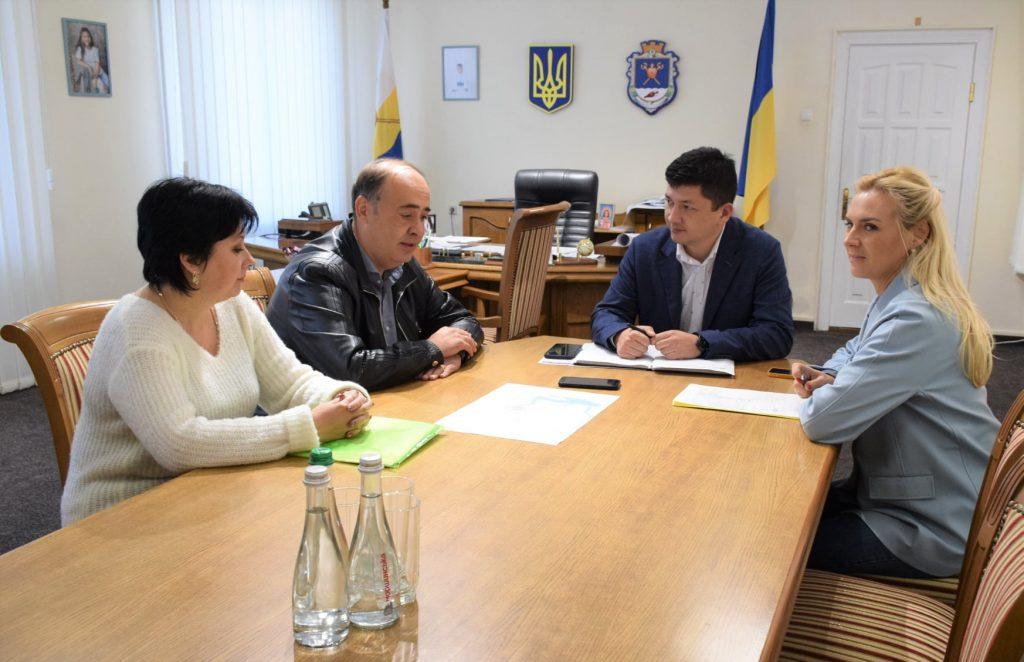 Николаевский международный аэропорт получил нового директора (ФОТО) 1