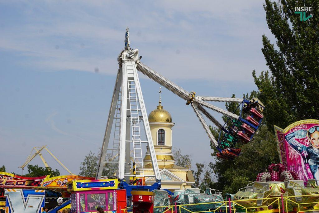 232-й день рождения Николаева: поздравление молодоженов, выставка-ярмарка и очень мало празднующих (ФОТО, ВИДЕО) 47