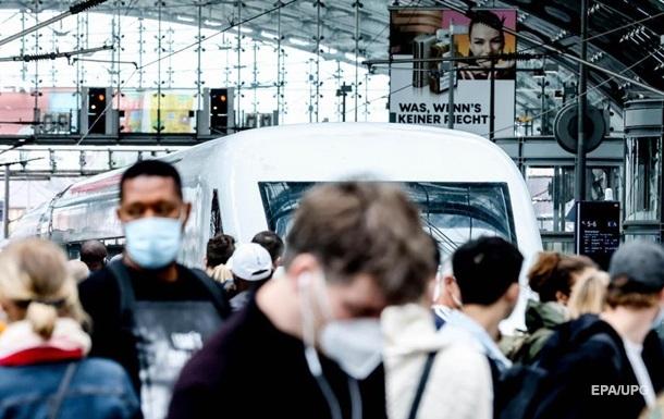 В Германии 75% поездов отменены — началась пятидневная забастовка железнодорожников