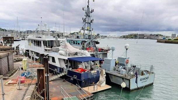 Британские пограничники задержали яхту с 2 тоннами кокаина на $220 млн. (ФОТО) 1