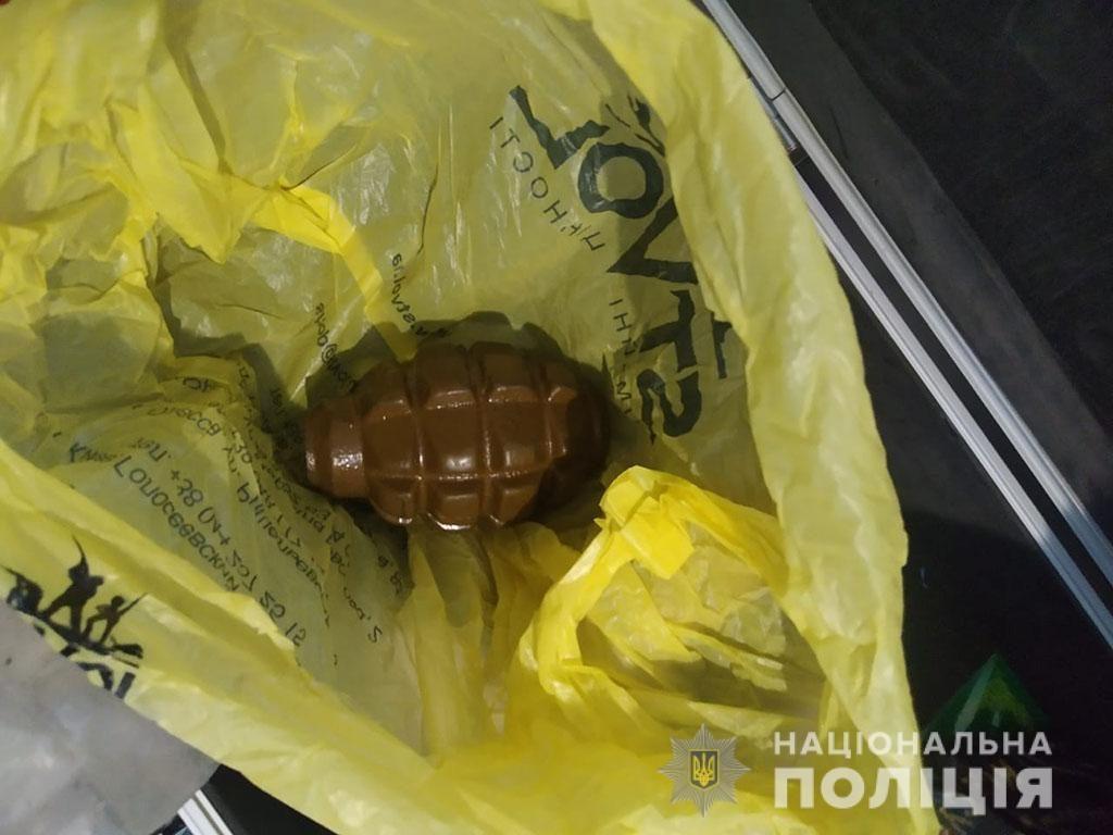 Патроны, корпус гранаты и револьвер: что полиция нашла при обыске у селянина в Николаевском районе (ФОТО) 5