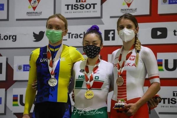 Николаевская велогонщица Ксения Федотова завоевала два «серебра» на этапе Кубка наций в Колумбии (ФОТО) 5