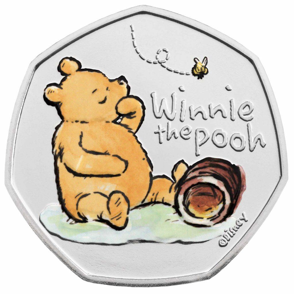 В Британии выпустили серию монет, приуроченную к 95-летию Винни-Пуха и его друзей (ФОТО) 7