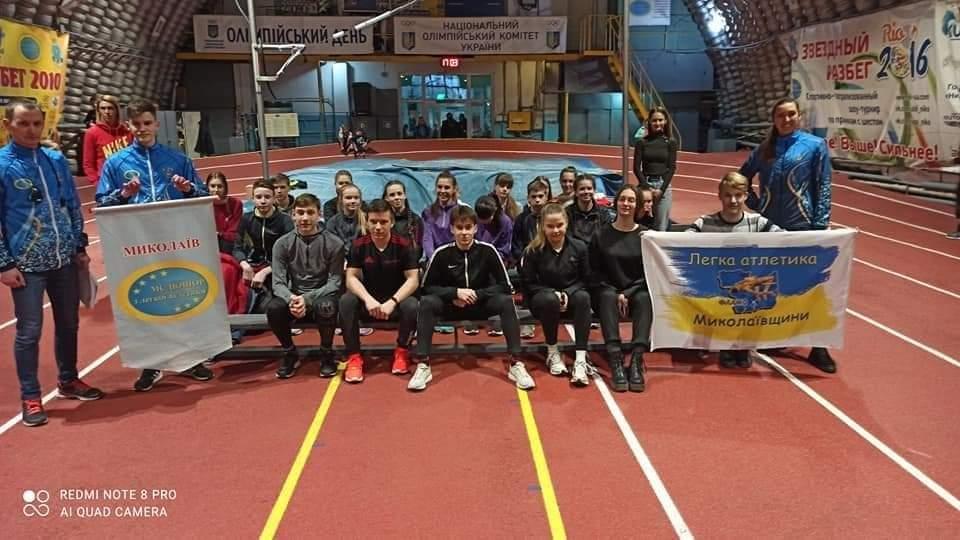 Николаевская СДЮСШОР по легкой атлетике стала лучшей среди спортшкол на чемпионате Украины (ФОТО) 13