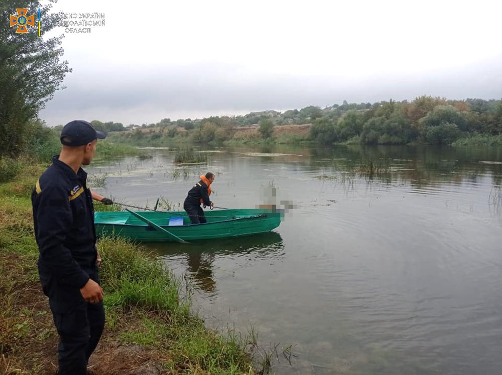 В Вознесенском районе утонул неизвестный мужчина (ФОТО) 9