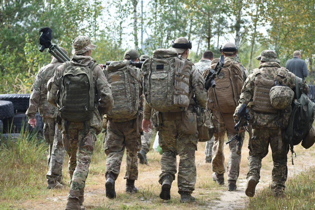 Николаевские морпехи одержали победу в конкурсе на лучшую снайперскую пару Вооруженных Сил Украины (ФОТО) 5