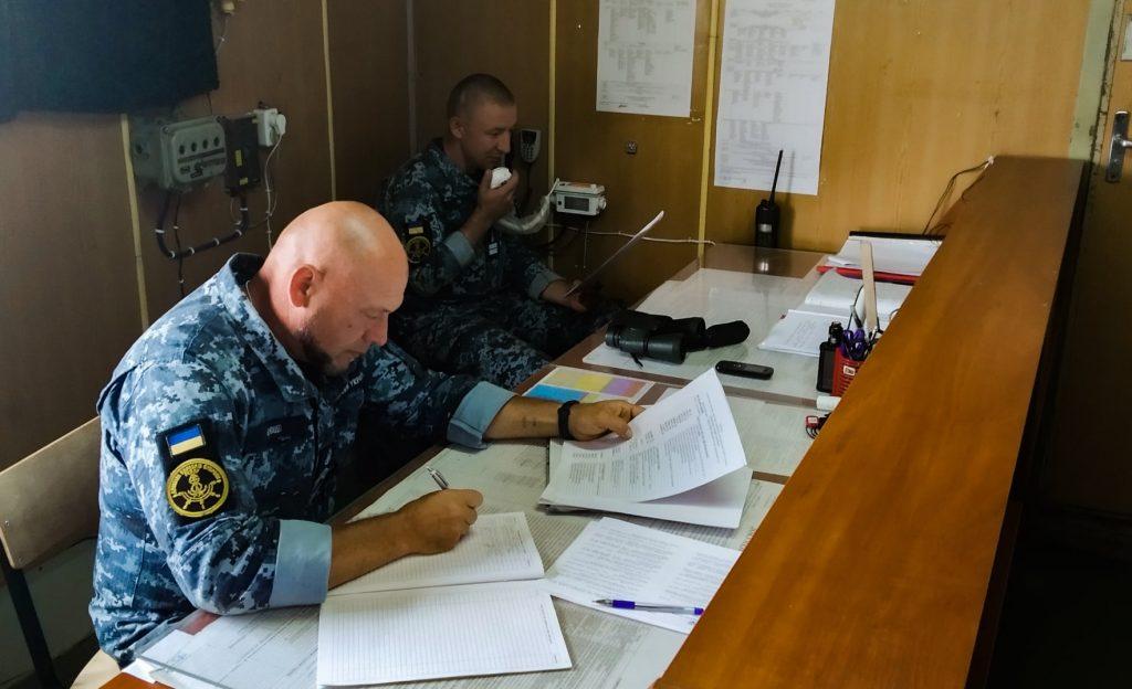 На Николаевщине прошли учения ВМС по охране пунктов базирования (ФОТО) 7