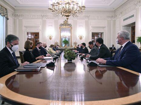 Украина и США опубликовали совместное заявление о стратегическом партнерстве. Полный текст