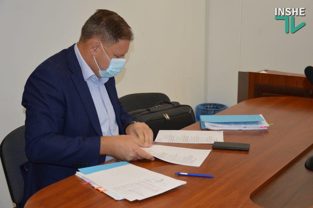 Суд отдельным определением удовлетворил мои требования в иске к Николаевскому горсовету - депутат Владислав Чайка (ФОТО, ВИДЕО) 7
