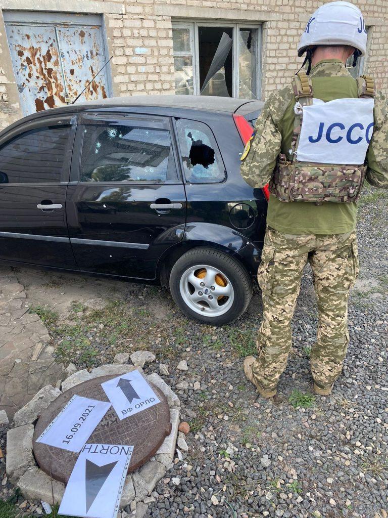 Пророссийские боевики обстреляли из тяжелых минометов Счастье - ранен местный житель (ФОТО) 7