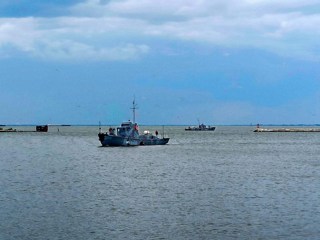 На Николаевщине прошли учения ВМС по охране пунктов базирования (ФОТО) 9