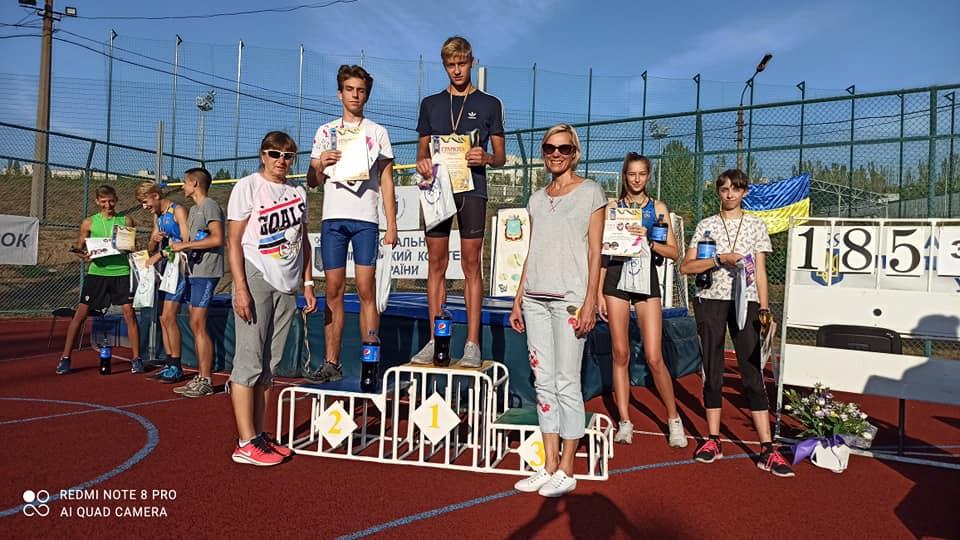 В Николаеве прошел турнир по прыжкам в высоту на призы Виты Степиной (ФОТО) 9