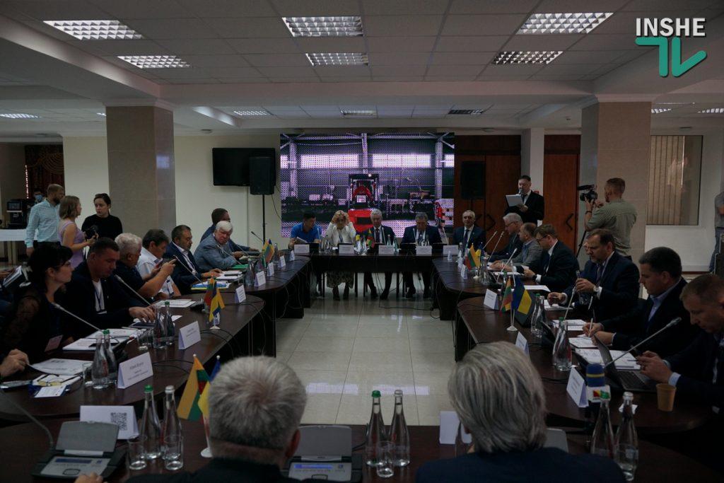 Чего хотят литовцы от нас, и что мы можем дать литовцам? В Николаеве проходит Первый Экономический Литовско-Николаевский бизнес-форум (ФОТО, ВИДЕО) 9
