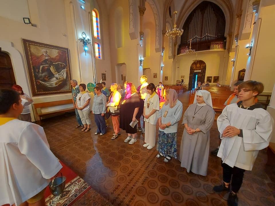 Католический храм в Николаеве, отметивший свое 125-летие, стал санктуарием святого Иосифа (ФОТО) 9