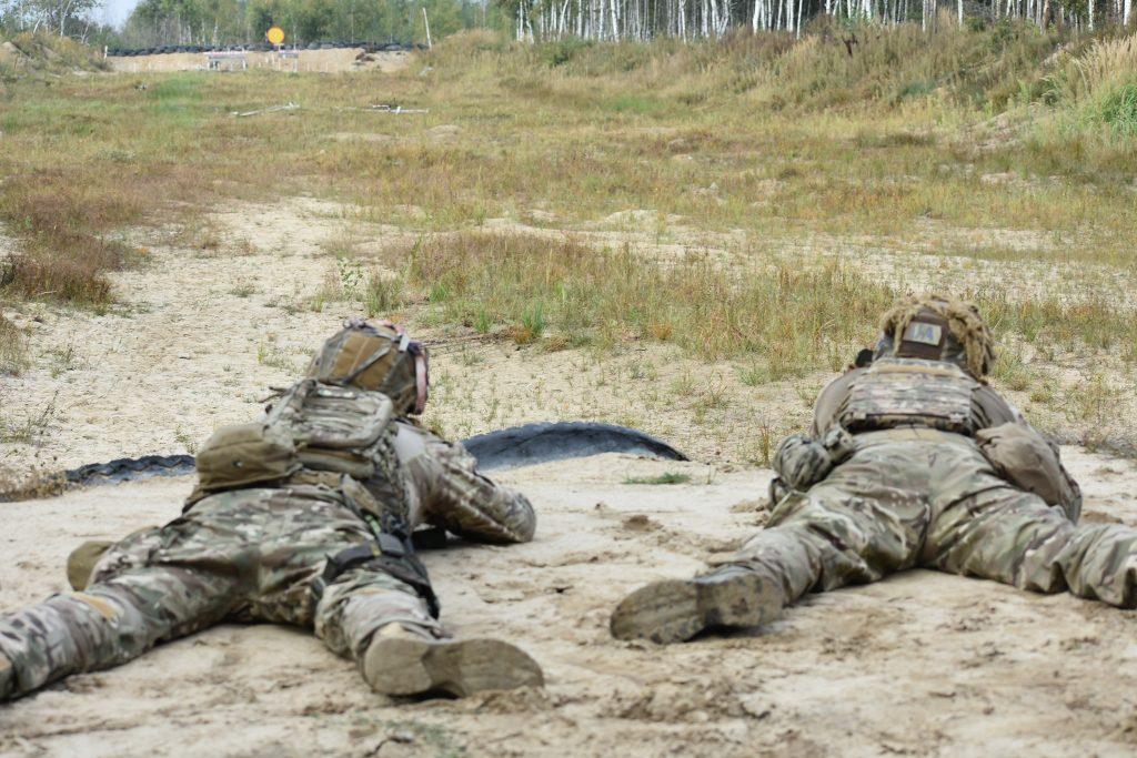 Николаевские морпехи одержали победу в конкурсе на лучшую снайперскую пару Вооруженных Сил Украины (ФОТО) 9