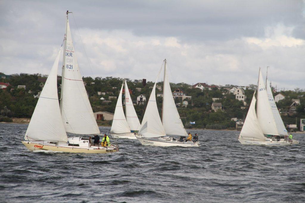 В Николаеве завершилась 28-я традиционная регата на Кубок адмирала Степана Макарова (ФОТО) 11