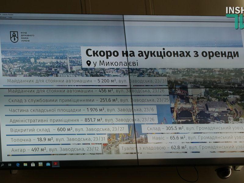 Николаевский морской порт хочет отдать в приватизацию 3 базы отдыха и 19 объектов в порту в аренду (ФОТО, ВИДЕО)