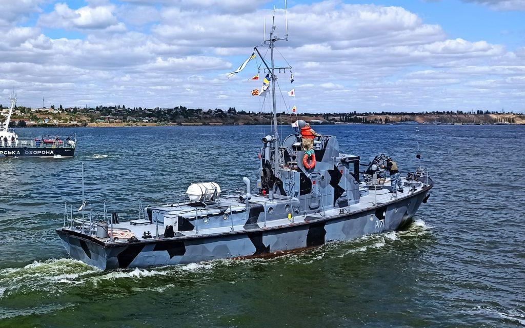 На Николаевщине прошли учения ВМС по охране пунктов базирования (ФОТО) 1