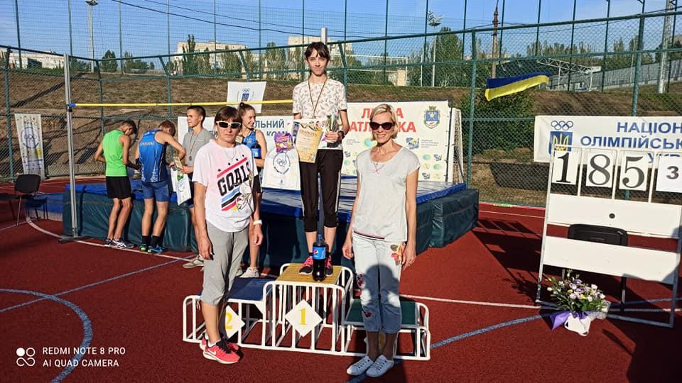 В Николаеве прошел турнир по прыжкам в высоту на призы Виты Степиной (ФОТО) 11