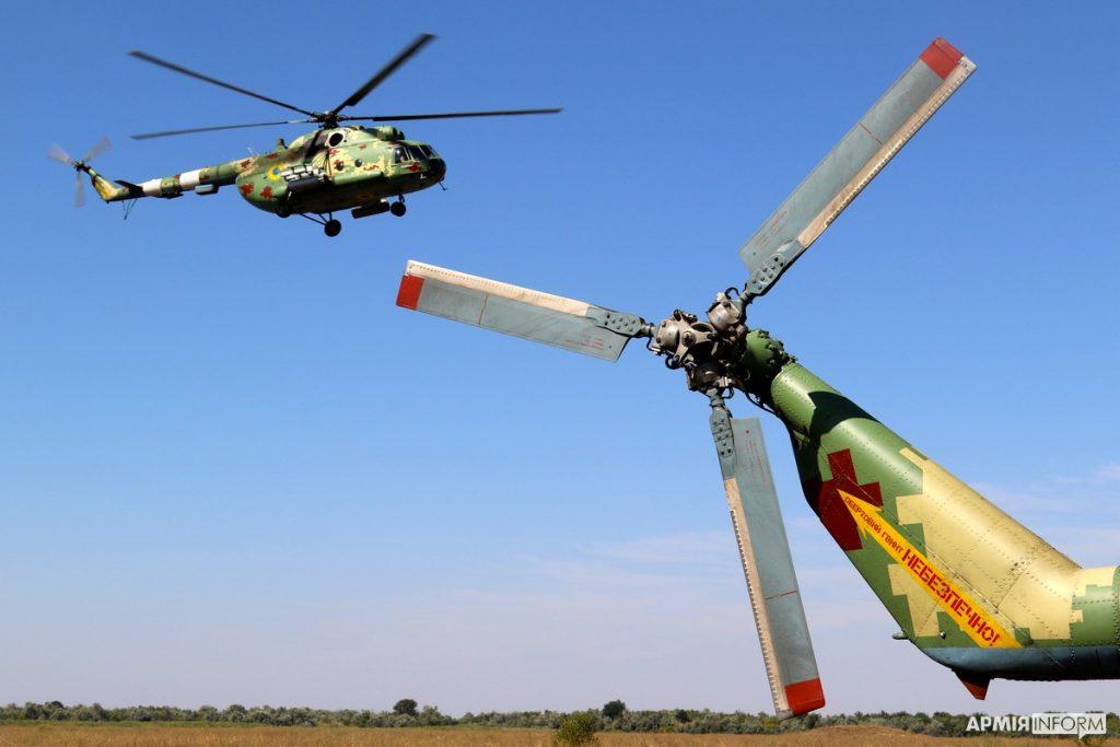 Николаевские морские авиаторы нанесли огневой удар в акватории Черного моря (ФОТО, ВИДЕО) 11