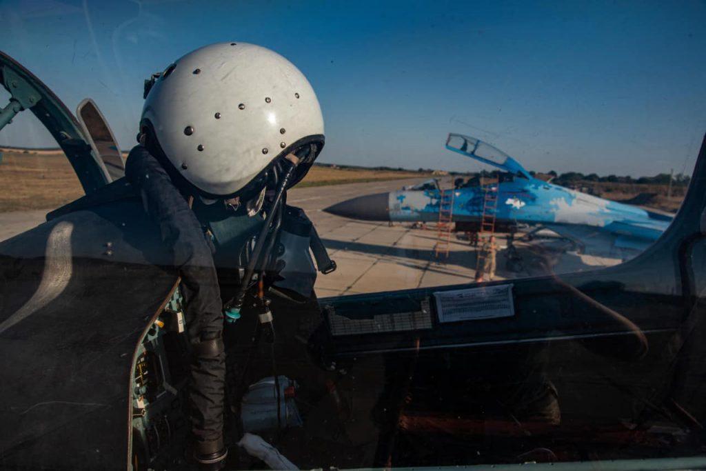 На Николаевщине авиаторы провели практические пуски авиационных управляемых ракет класса «воздух-воздух» (ФОТО) 13