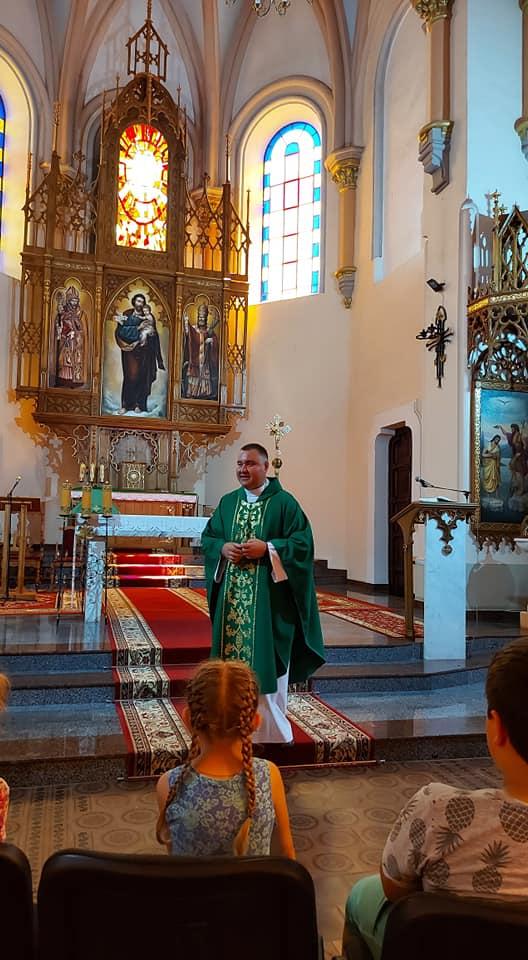 Католический храм в Николаеве, отметивший свое 125-летие, стал санктуарием святого Иосифа (ФОТО) 11