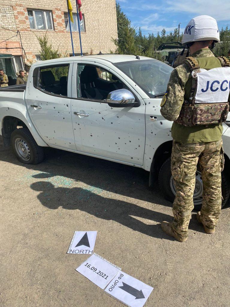 Пророссийские боевики обстреляли из тяжелых минометов Счастье - ранен местный житель (ФОТО) 11