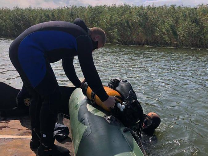 В Николаеве нашли мину, а в реке у Ковалевки - артснаряд (ФОТО) 11