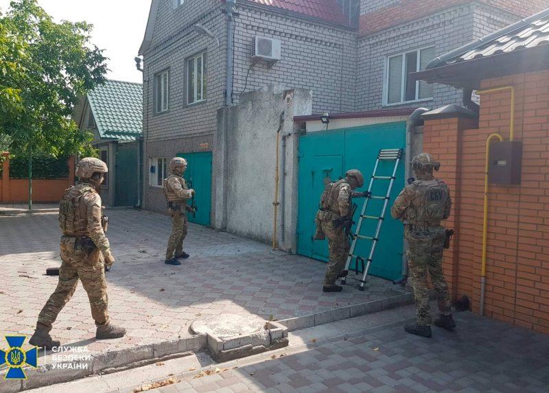 В Николаеве СБУ задержала скандально известного Казимирова: вместе с отцом выбивал несуществующий долг