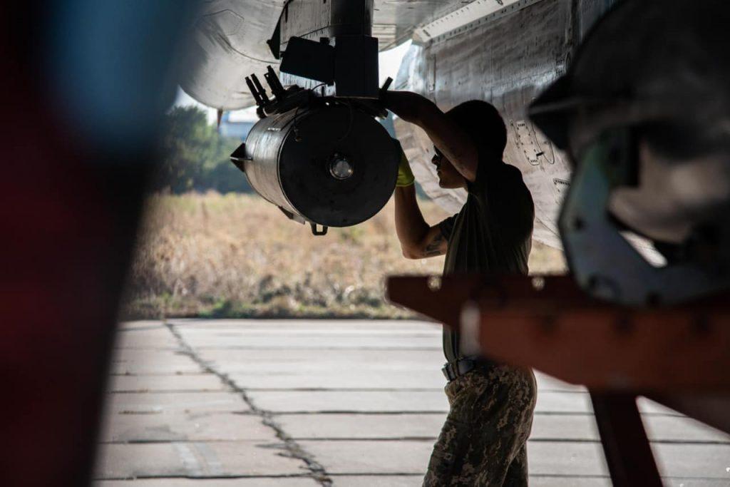 На Николаевщине авиаторы провели практические пуски авиационных управляемых ракет класса «воздух-воздух» (ФОТО) 15