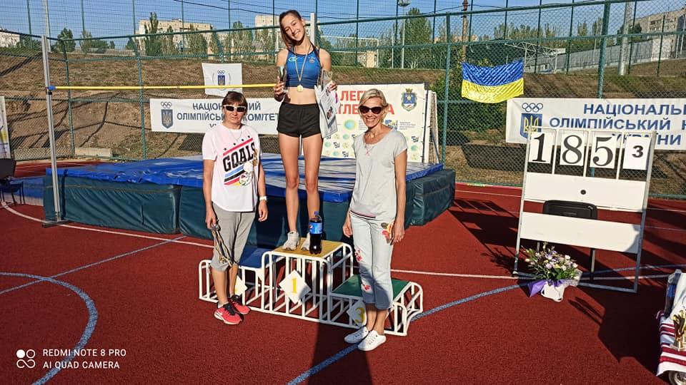 В Николаеве прошел турнир по прыжкам в высоту на призы Виты Степиной (ФОТО) 15