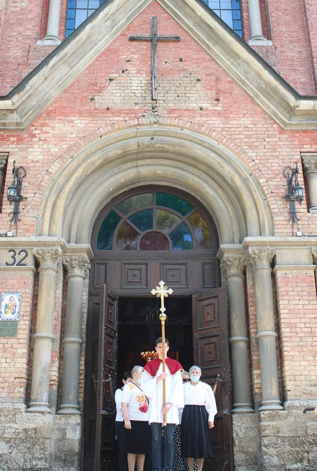 Католический храм в Николаеве, отметивший свое 125-летие, стал санктуарием святого Иосифа (ФОТО) 15
